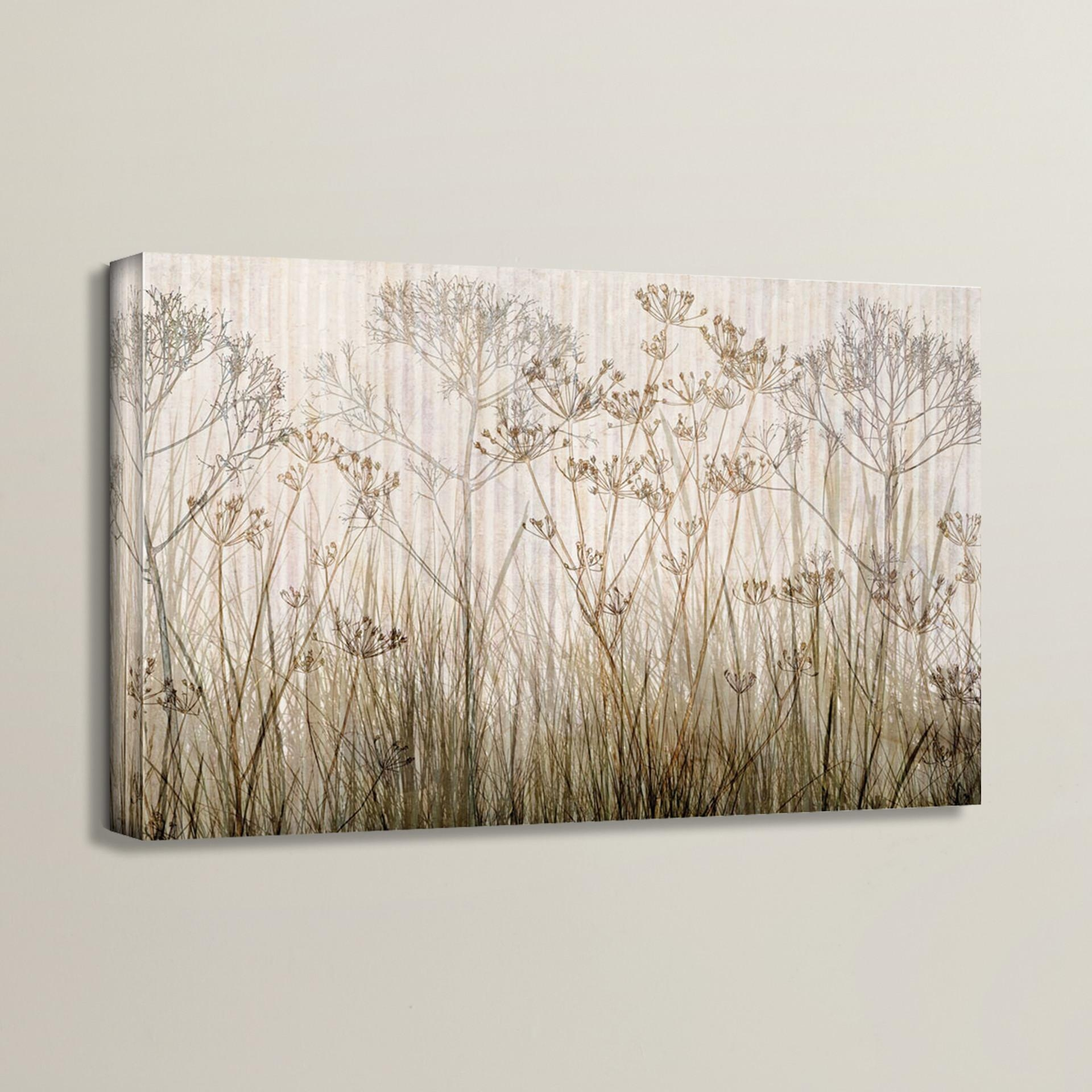Wall Art Paintings L1318 C215363 O69050Flower 5Bamp 5Dbotanical Within Fetco Home Decor Wall Art (View 13 of 20)