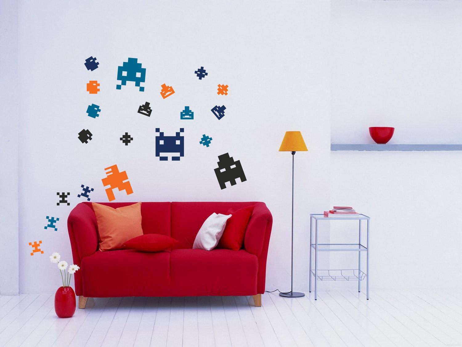 Featured Photo of Arcade Wall Art