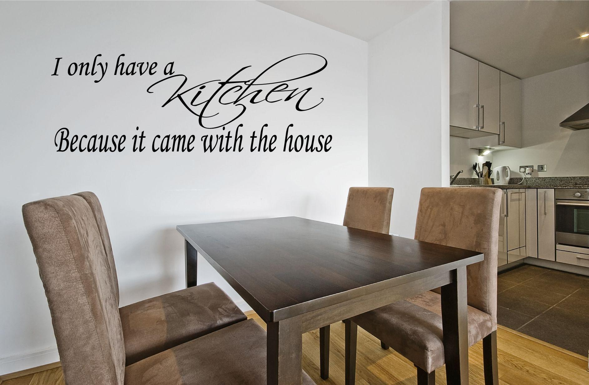 Wall Art Stickers For Kitchen | Home Design Pertaining To Wall Art For The Kitchen (Image 19 of 20)