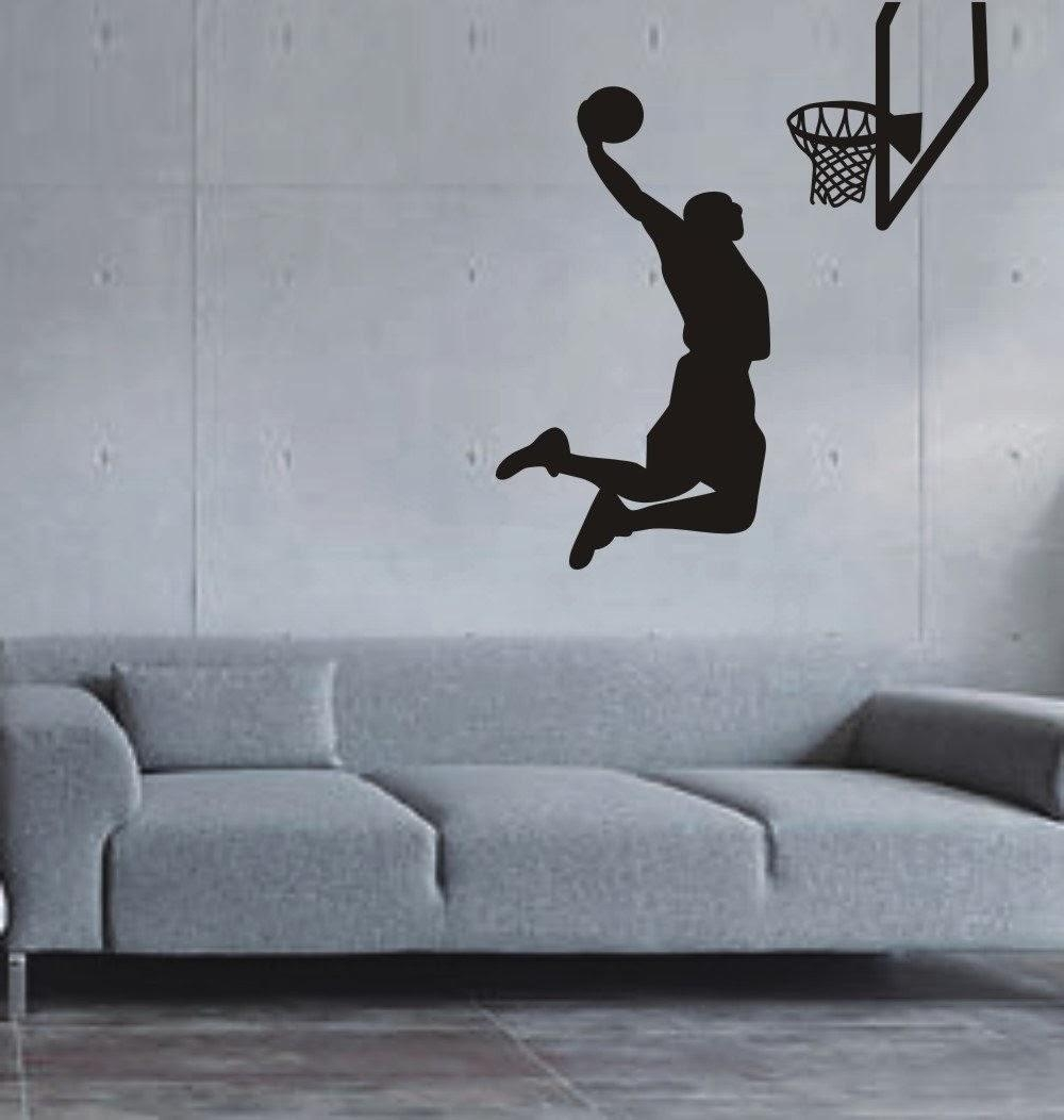 Wall Decal Quotes: Cool Wall Art For Men, Create A Funky Man's Pad With Regard To Wall Art For Mens Bedroom (View 14 of 20)