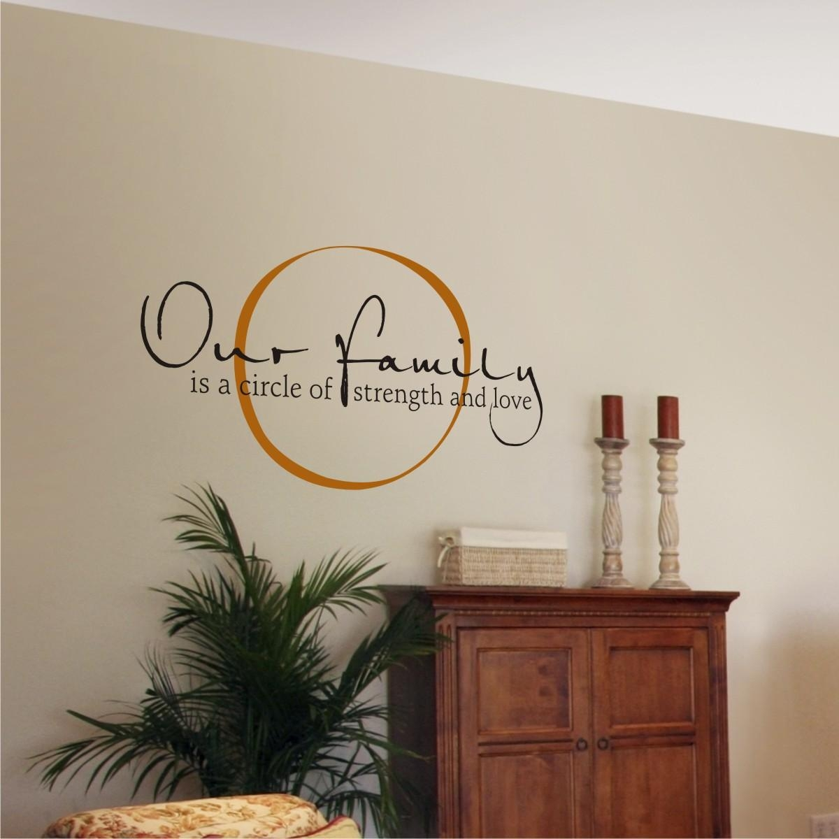 Wall Decals Quotes In Italian ~ Color The Walls Of Your House Inside Italian Phrases Wall Art (View 19 of 20)