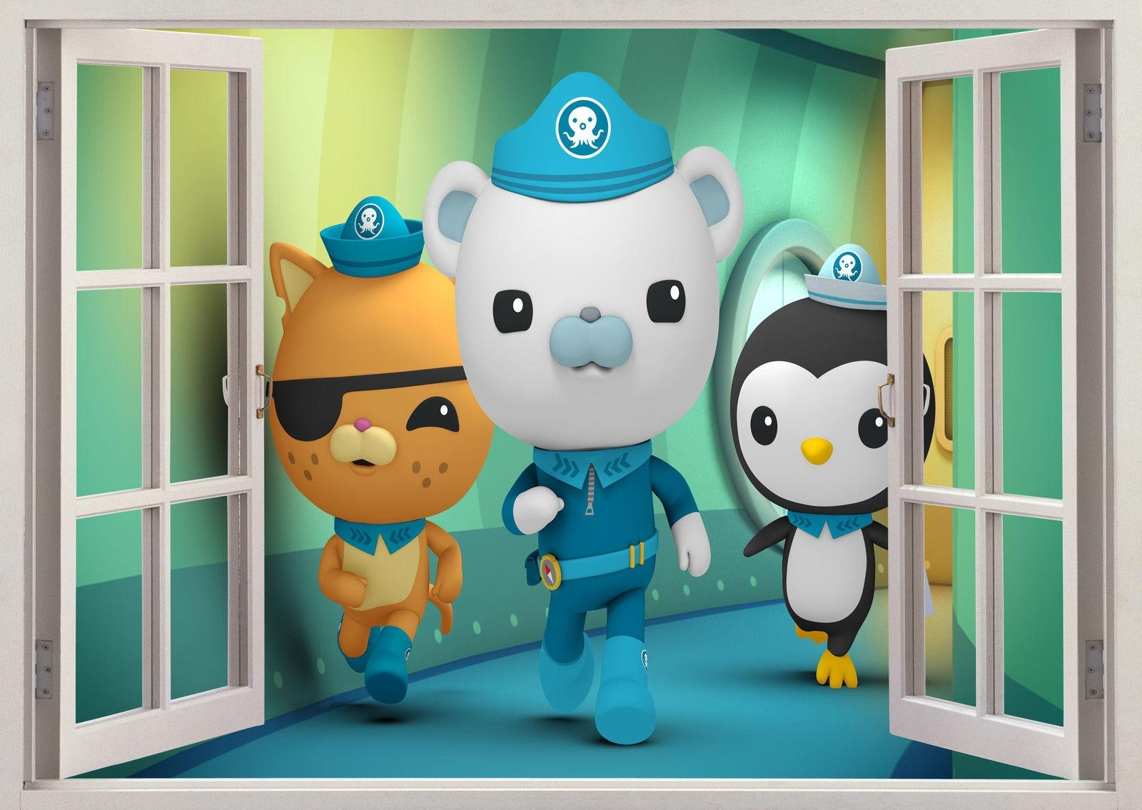 Wall Decals & Stickers , Home Decor , Home, Furniture & Diy In Octonauts Wall Art (View 9 of 17)
