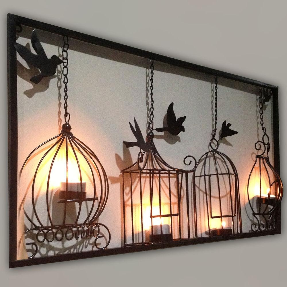 Wall Decor: Interior Metal Wall Panels Pictures (Image 10 of 20)