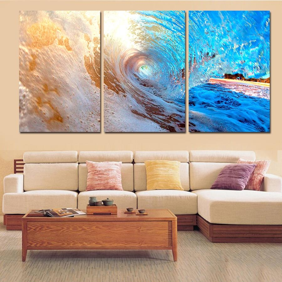 Wall Decor: Ocean Wall Art Pictures (View 7 of 20)
