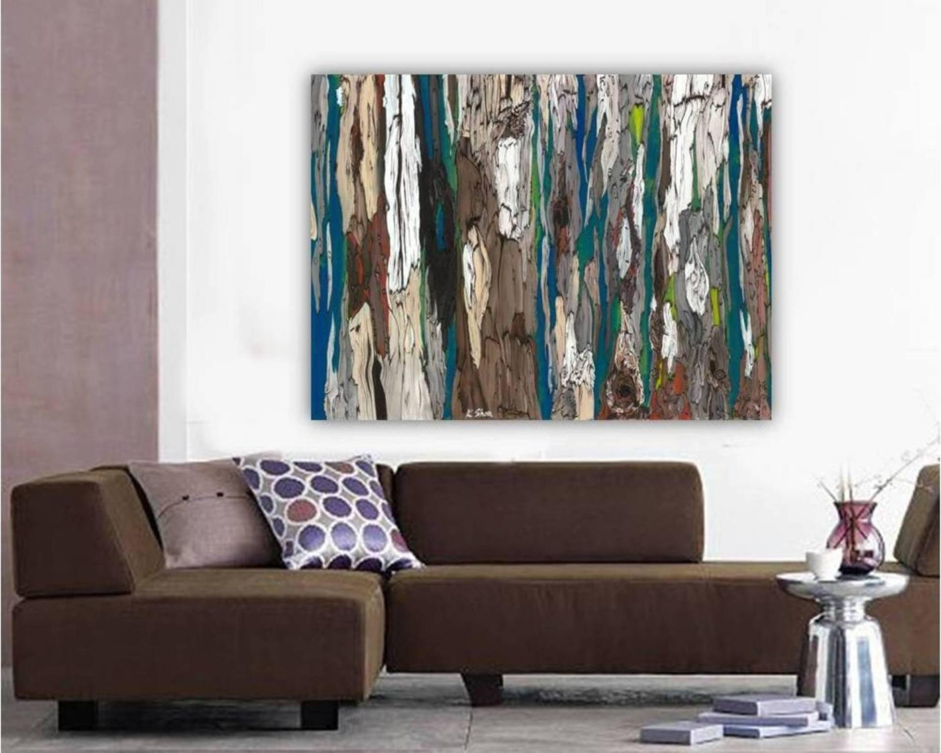 Wall Design: Abstract Wall Art Images (Image 15 of 20)