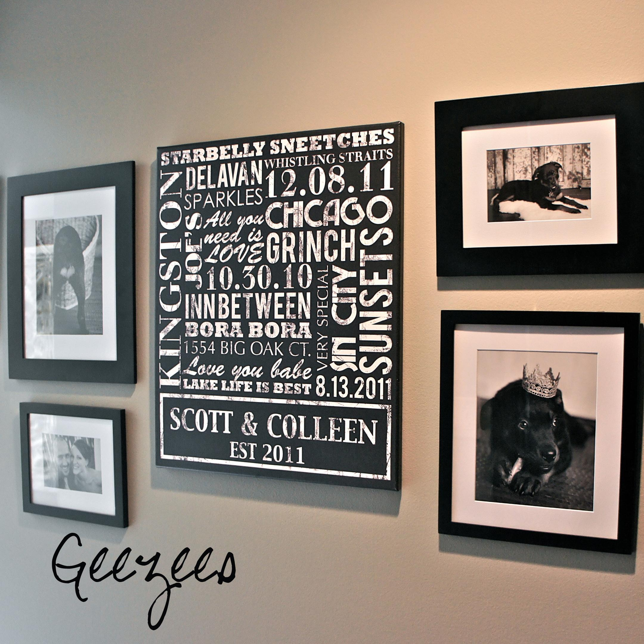 Wall Design: Family Wall Art Images (View 4 of 20)