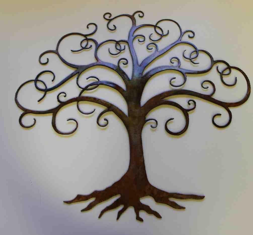Wall Design: Iron Wall Decor Images (Image 19 of 20)