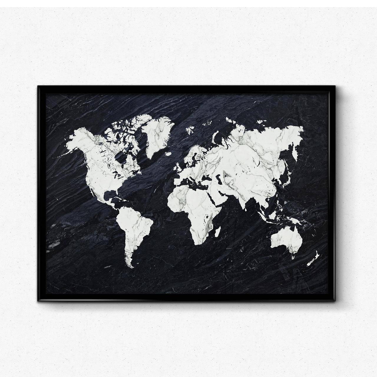 Wall Design: Marble Wall Art Inspirations. Design Ideas (Image 19 of 20)
