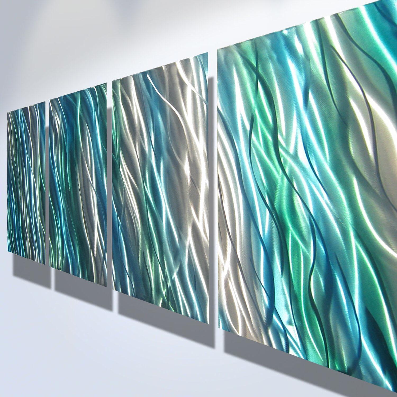 Wall Design: Metal Wall Art Decor Inspirations (View 18 of 20)