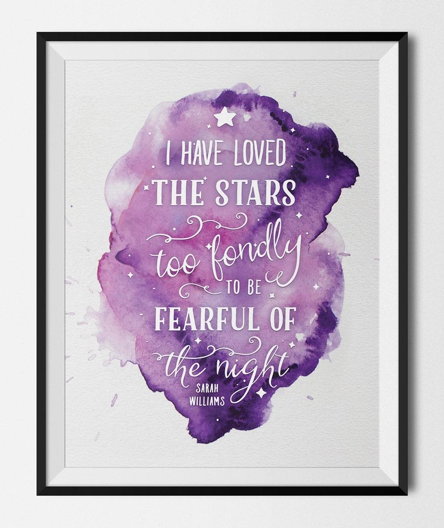 Featured Image Of Printable Wall Art Quotes