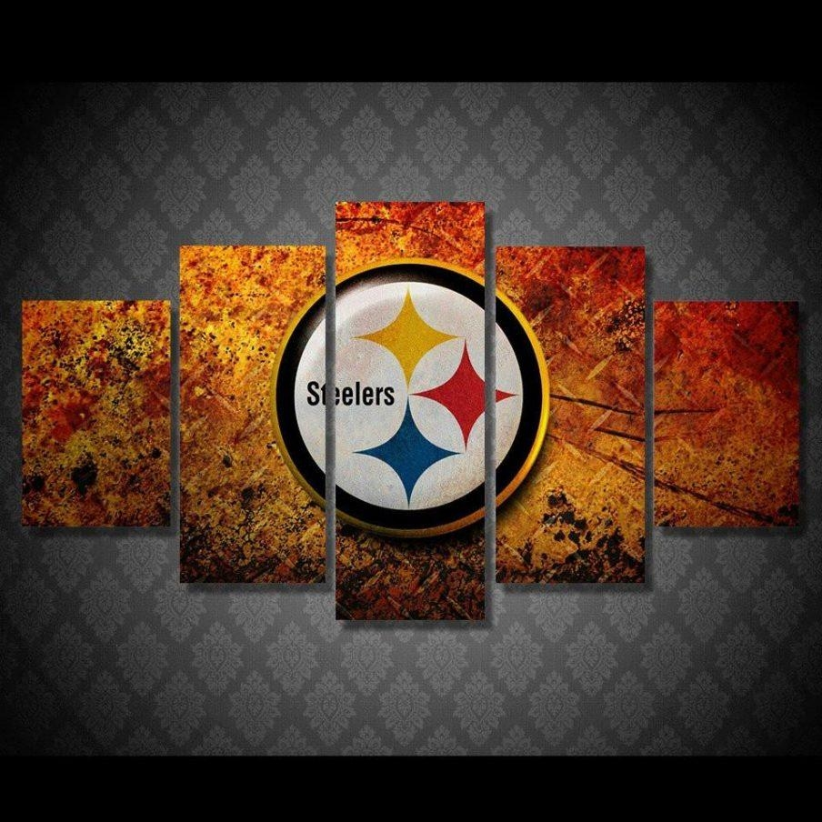Featured Image of Steelers Wall Art