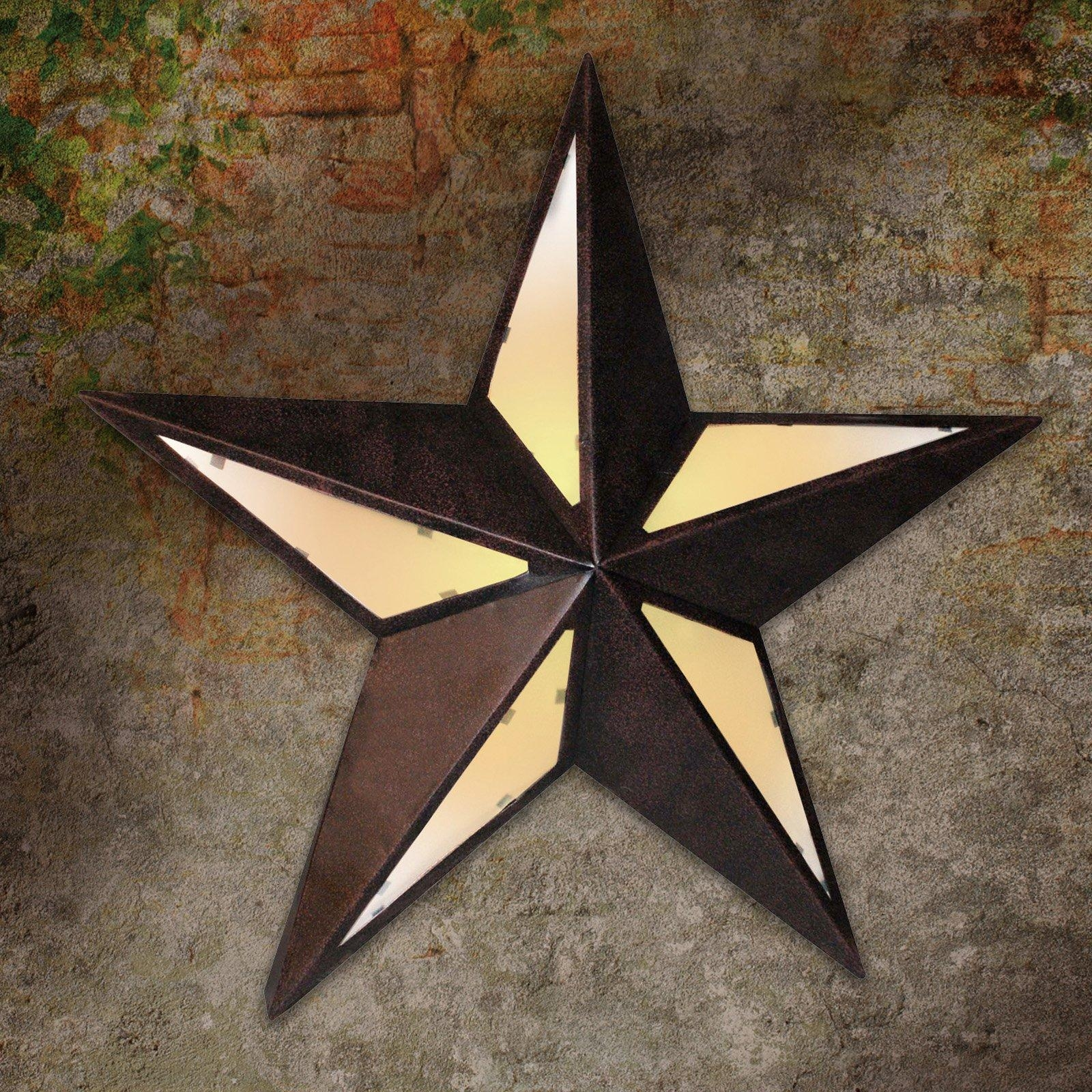 Wall Design: Texas Star Wall Art Pictures. Wall Design (Image 10 of 20)