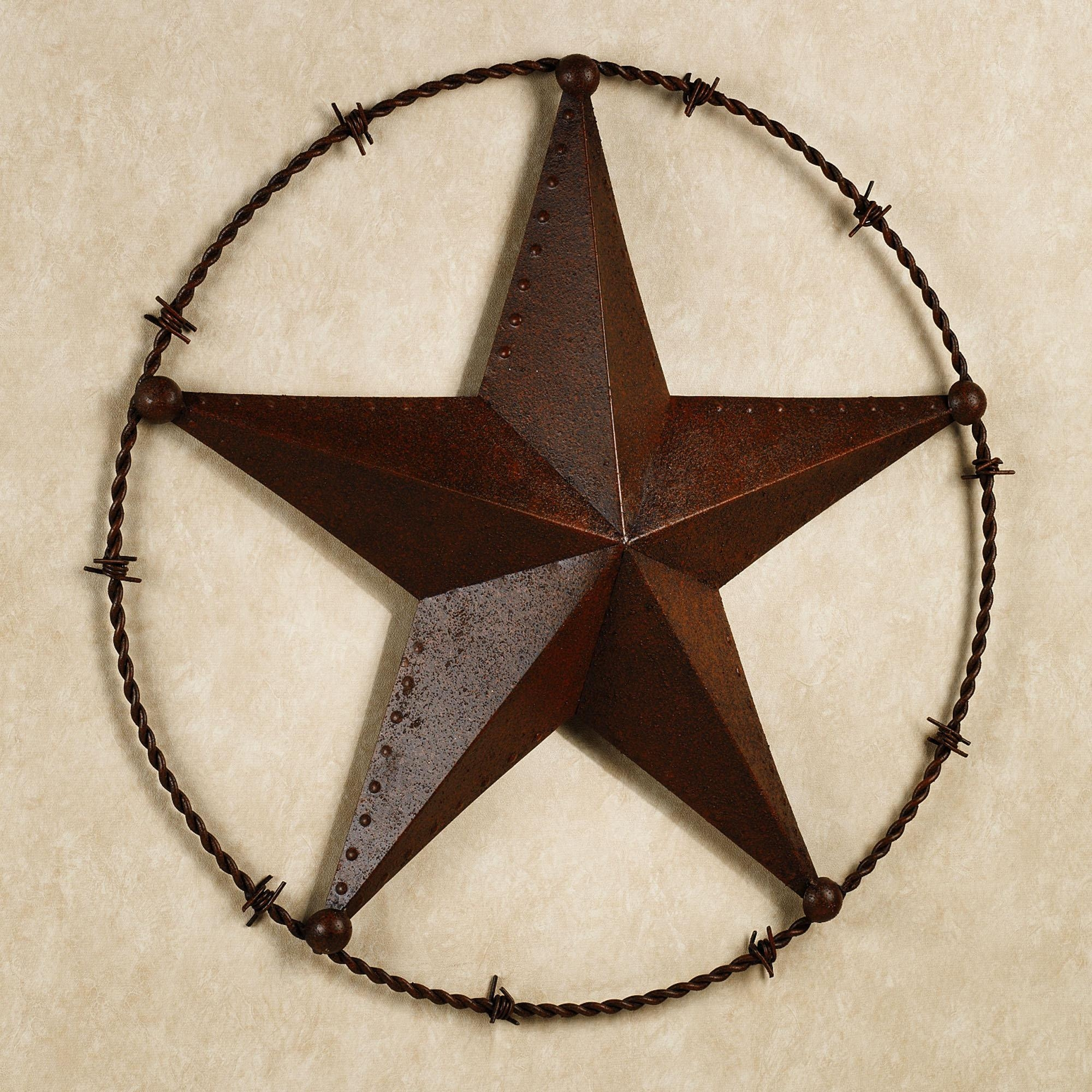 Featured Photo of Texas Star Wall Art