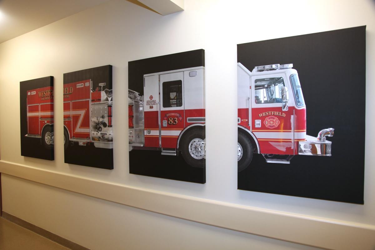 Featured Photo of Fire Truck Wall Art