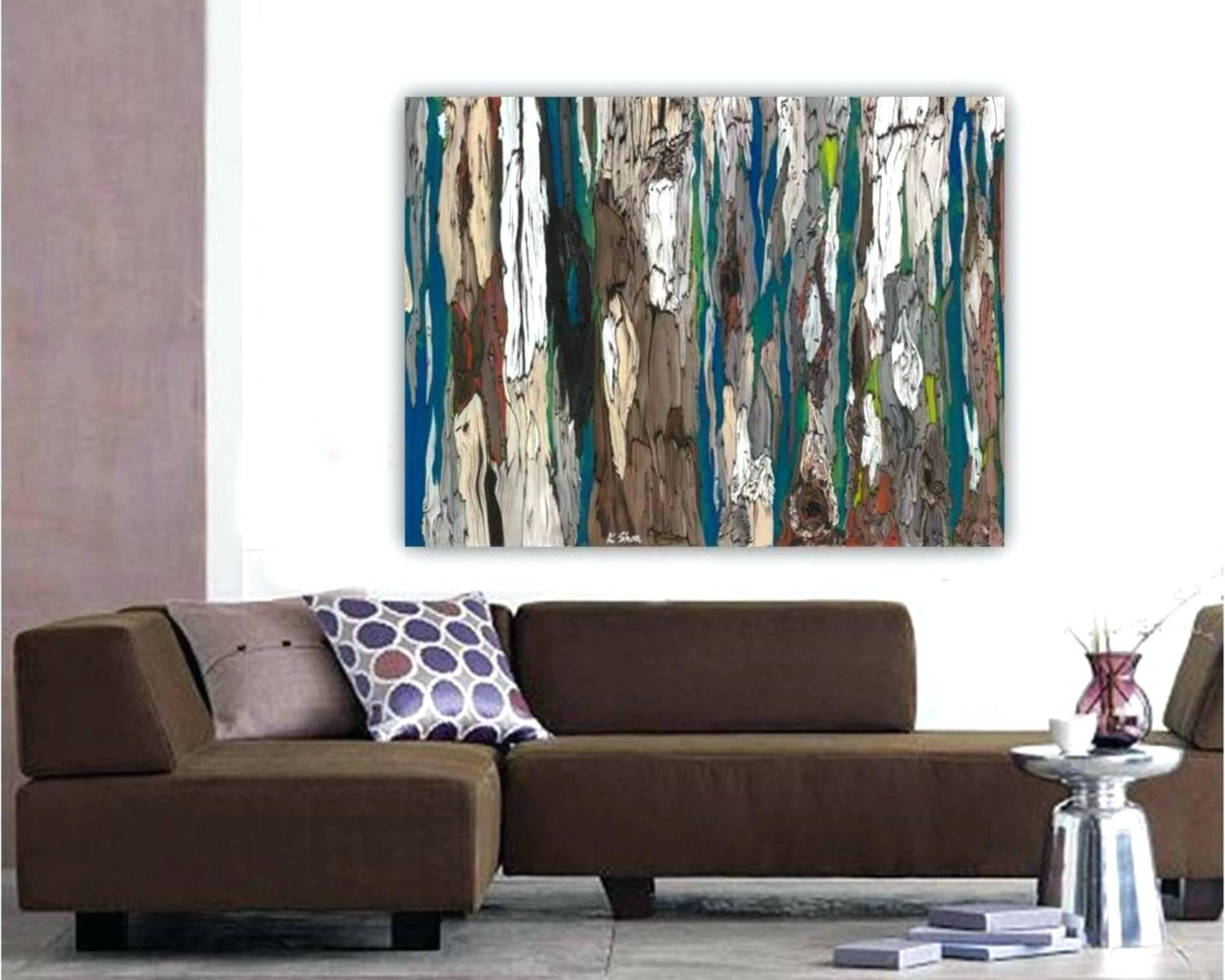 Wall Ideas: Abstract Wall Art (View 8 of 20)