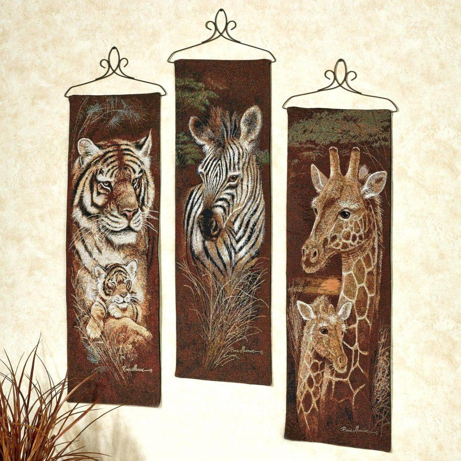 Wall Ideas : Animal Head Wall Decor For Nursery Animal Head Wall Regarding Metal Animal Heads Wall Art (View 2 of 20)