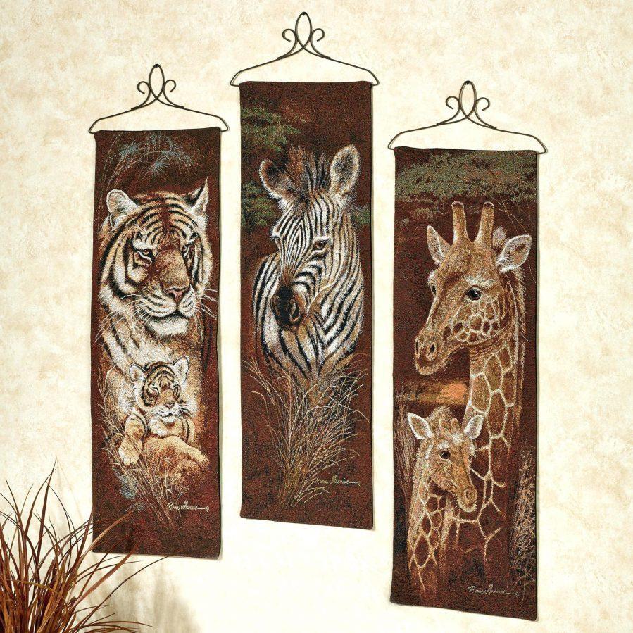 Wall Ideas : Animal Head Wall Decor For Nursery Animal Head Wall Regarding Metal Animal Heads Wall Art (Image 12 of 20)
