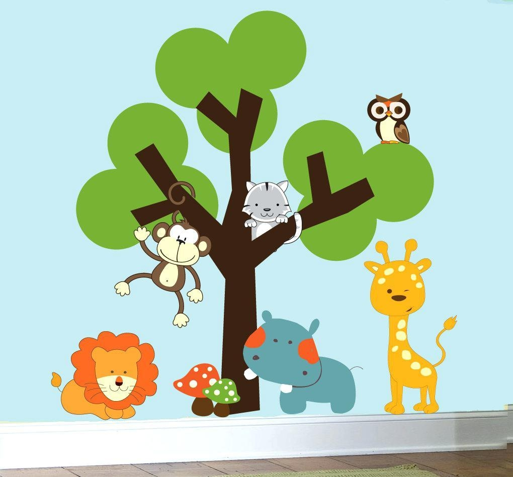 Wall Ideas: Animal Wall Art. Animal Wall Art Canada (Image 15 of 20)