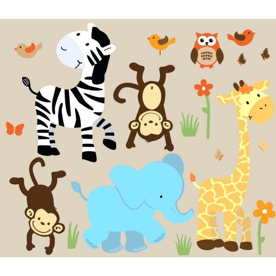 Wall Ideas : Animal Wall Art Uk Wall Art Animal Wall Decor Safari For Metal Animal Heads Wall Art (Image 14 of 20)