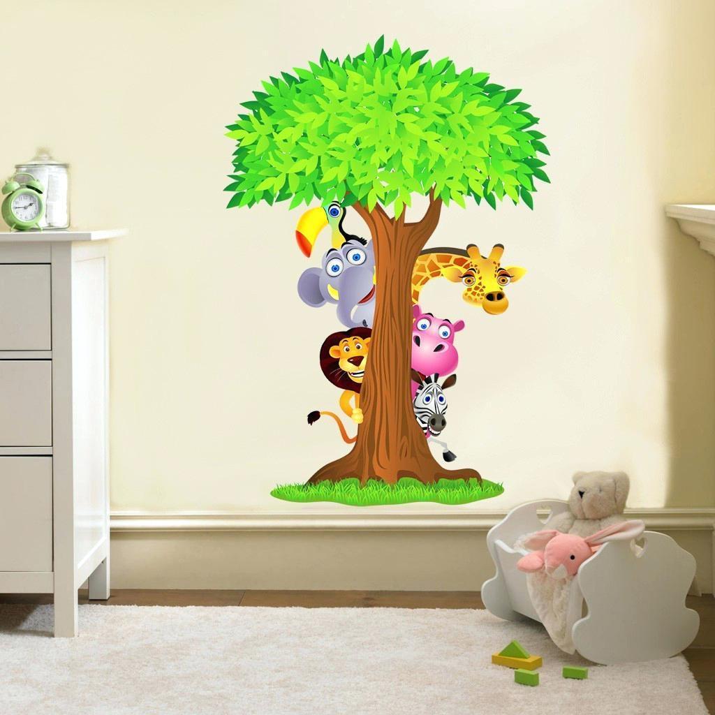 Wall Ideas: Animal Wall Decor. Wooden Animal Wall Decor (Image 17 of 20)