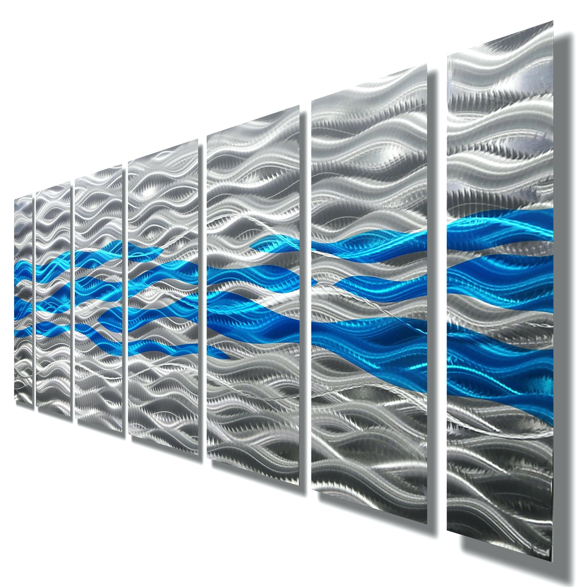 Wall Ideas: Aqua Wall Art. Aqua Wall Art (Image 19 of 20)