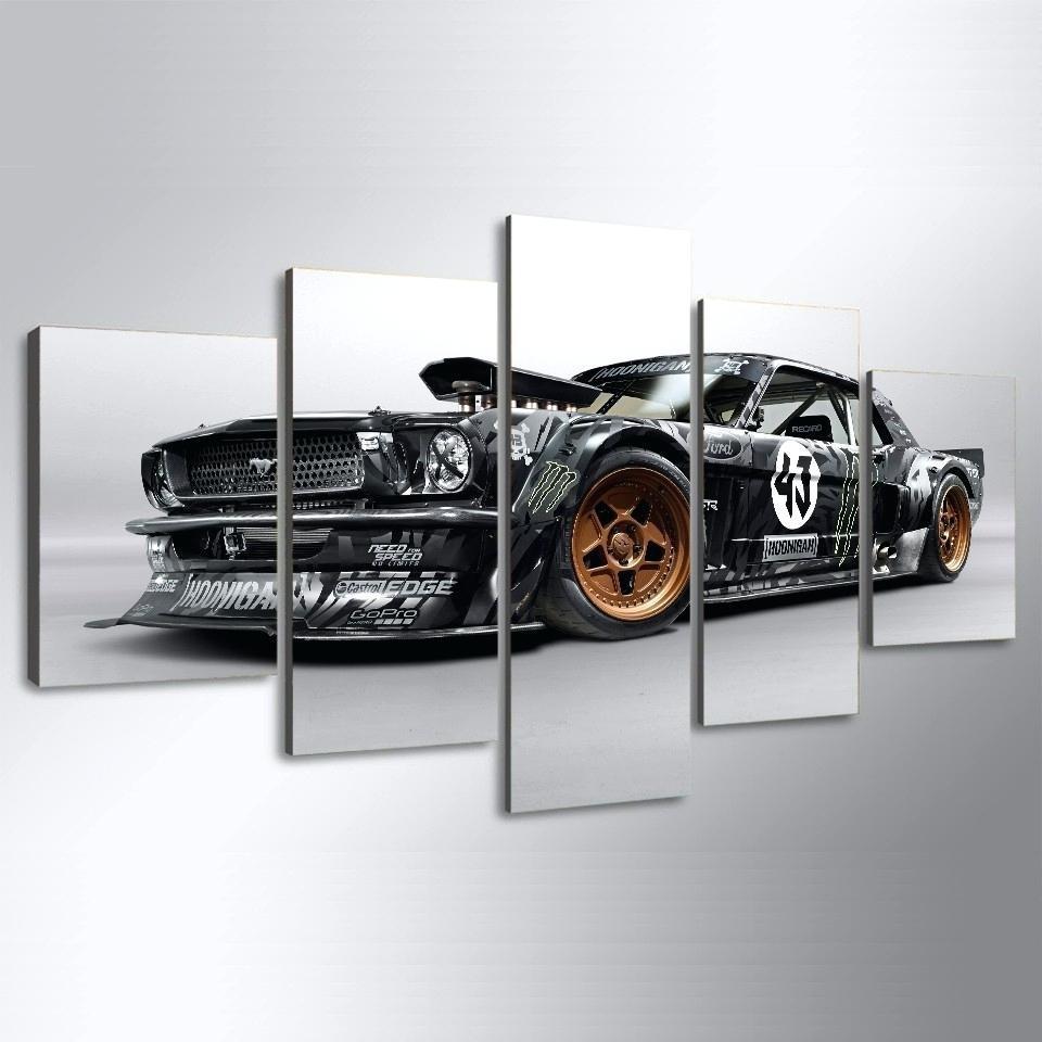Wall Ideas: Automotive Wall Art. Car Themed Wall Art (Image 20 of 20)