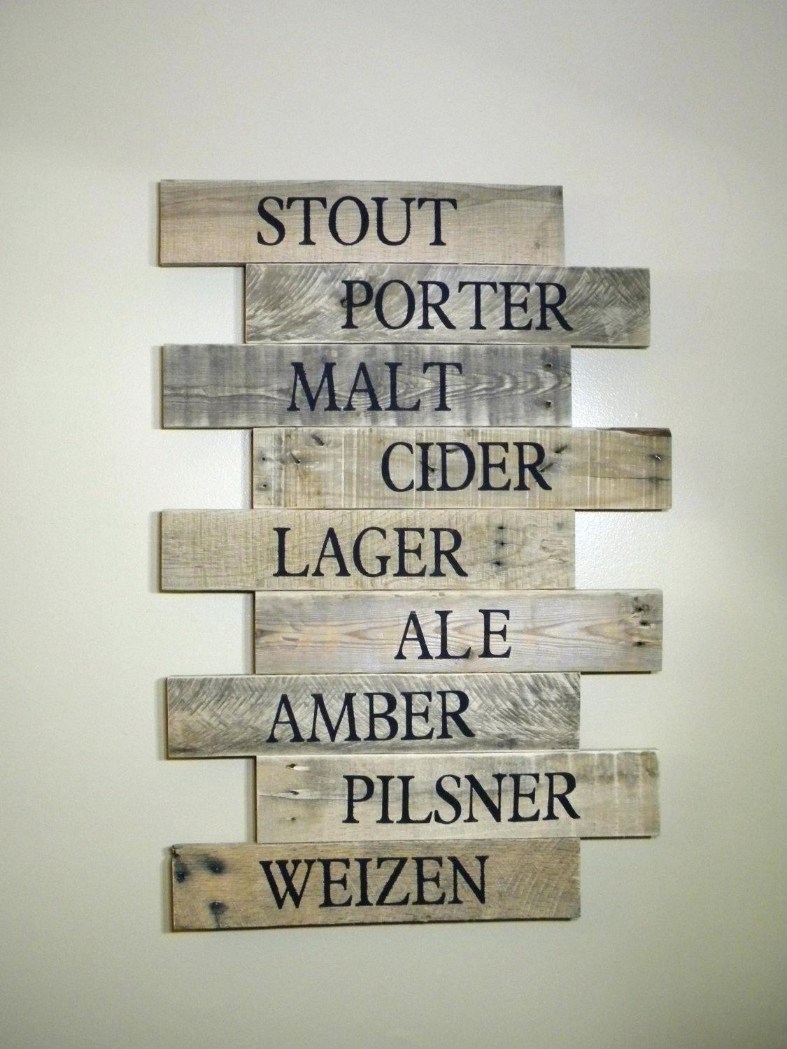 Wall Ideas: Beer Wall Art. Corona Beer Wall Art (View 15 of 20)