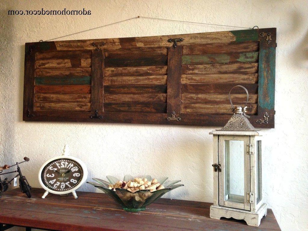 Wall Ideas : Benzara Wood Metal Wall Decor Metal Wood Wall Decor Within Metal Airplane Wall Art (Image 12 of 20)