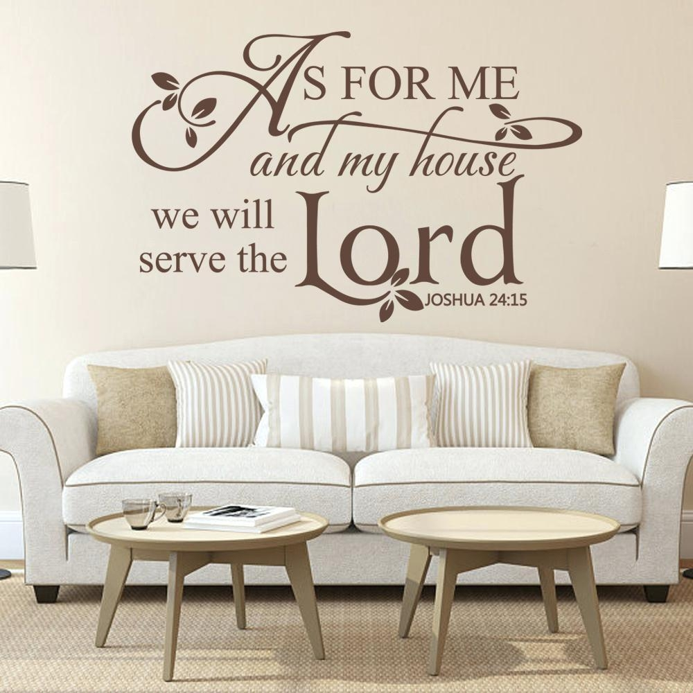 Wall Ideas : Bible Verse Wall Art Canvas Scripture Wall Art Amazon Throughout Scripture Vinyl Wall Art (View 4 of 20)