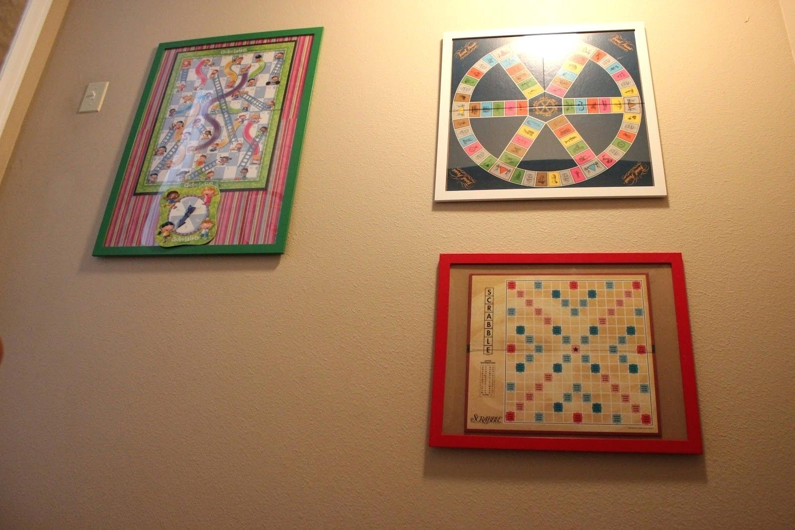 Wall Ideas: Board Game Wall Art. Board Game Canvas Wall Art (View 4 of 20)