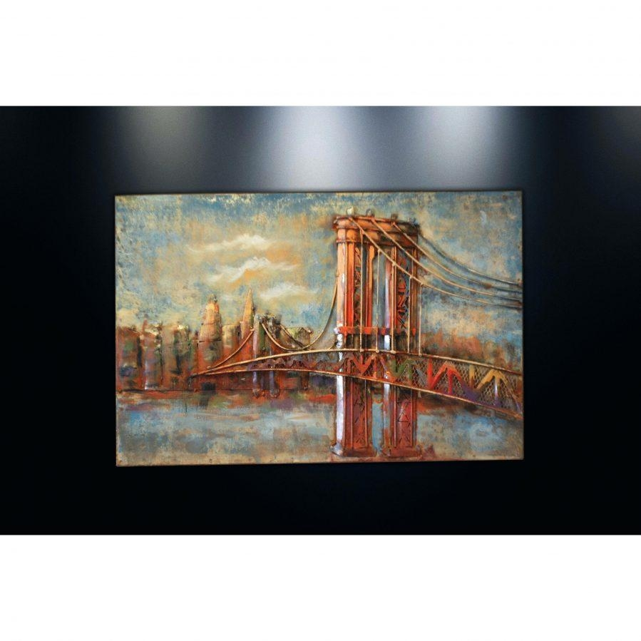 Wall Ideas : Brooklyn Bridge Art Print New York Brooklyn Bridge With Regard To Ikea Brooklyn Bridge Wall Art (Image 16 of 20)