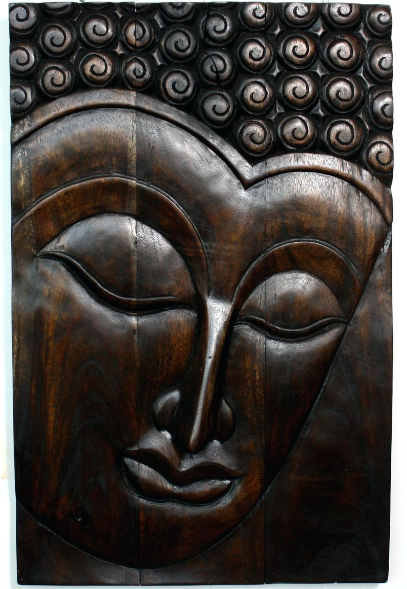 Wall Ideas : Carved Wood Wall Art Carved Wood Wall Art White In Tree Of Life Wood Carving Wall Art (View 16 of 20)