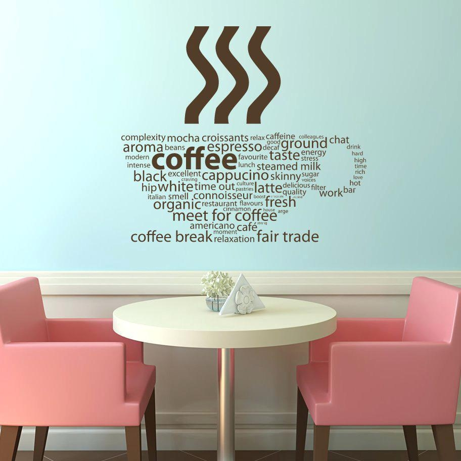 Wall Ideas: Coffee Metal Wall Art (View 3 of 20)