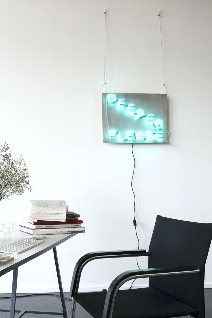 Wall Ideas : Deeper Neon Art Shop It Now On Wwwsygnscom Neon Light Inside Neon Light Wall Art (Photo 6 of 20)