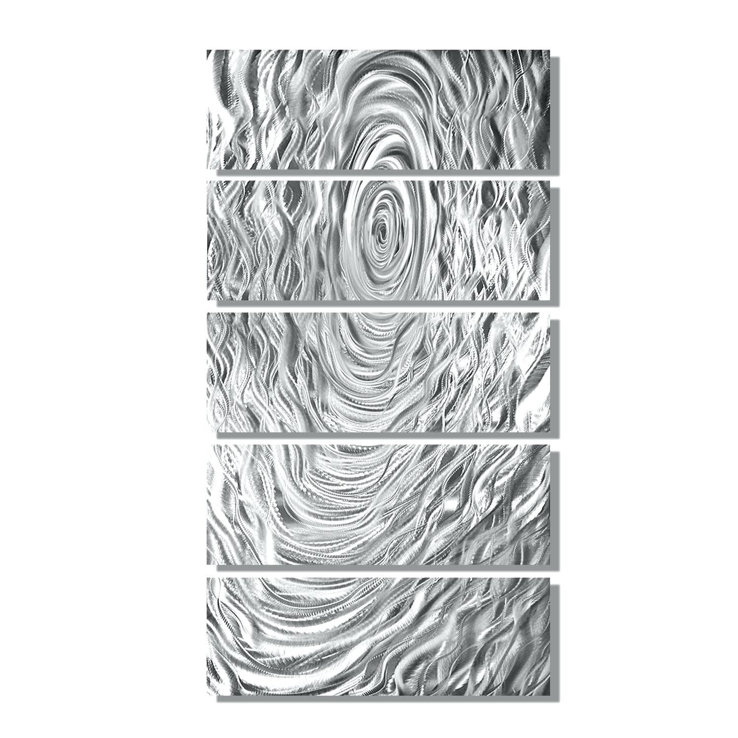 Wall Ideas : Distressed Metal Wall Decor Abstract Modern Heart 7A Pertaining To White Metal Butterfly Wall Art (Image 14 of 20)