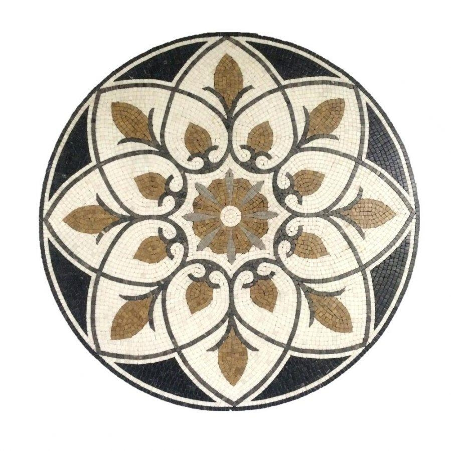 Wall Ideas : Diy Medallion Wall Art Click To Expand White Wood Throughout White Medallion Wall Art (View 8 of 20)