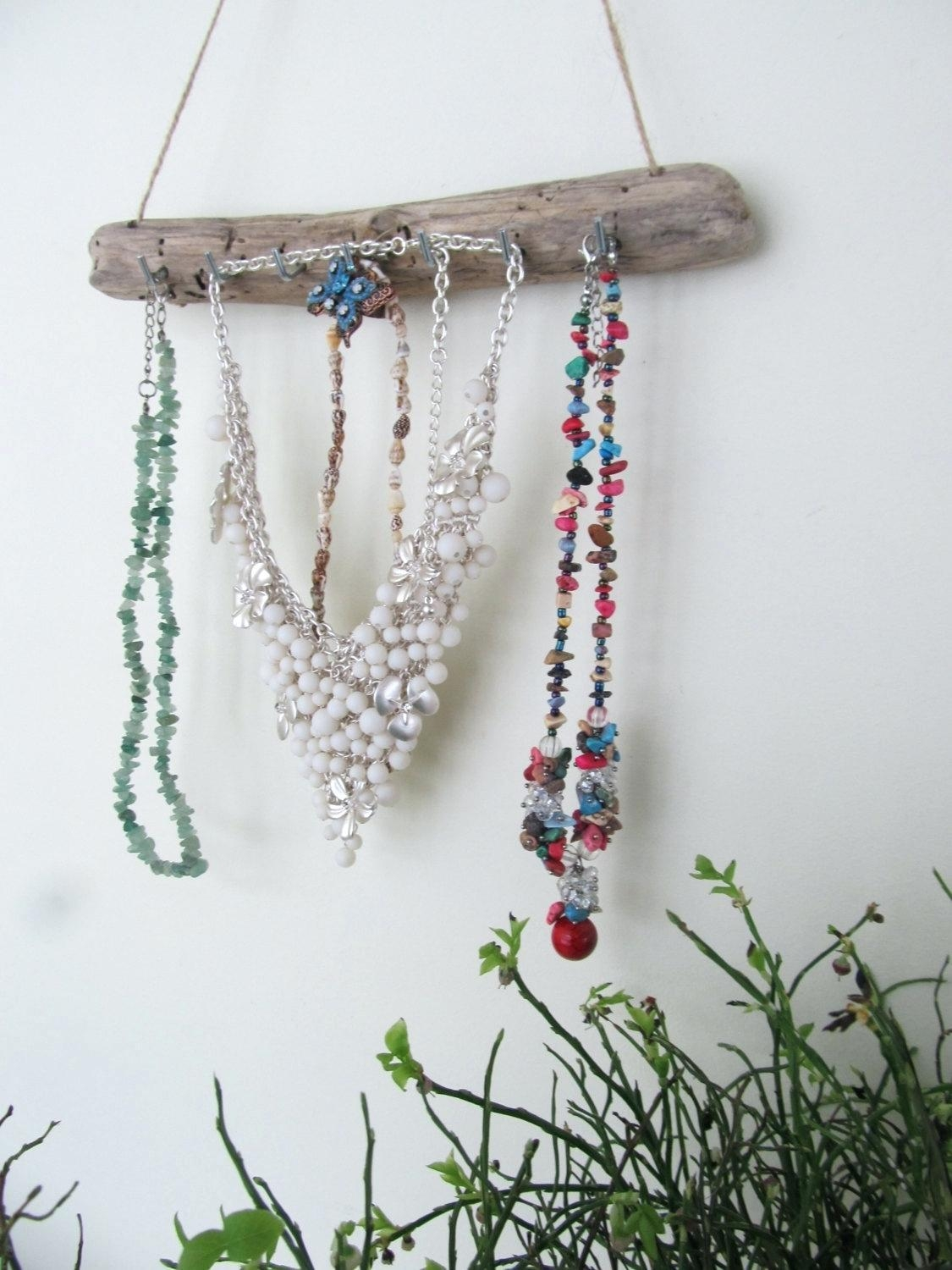 Wall Ideas: Driftwood Wall Hanging (Image 20 of 20)
