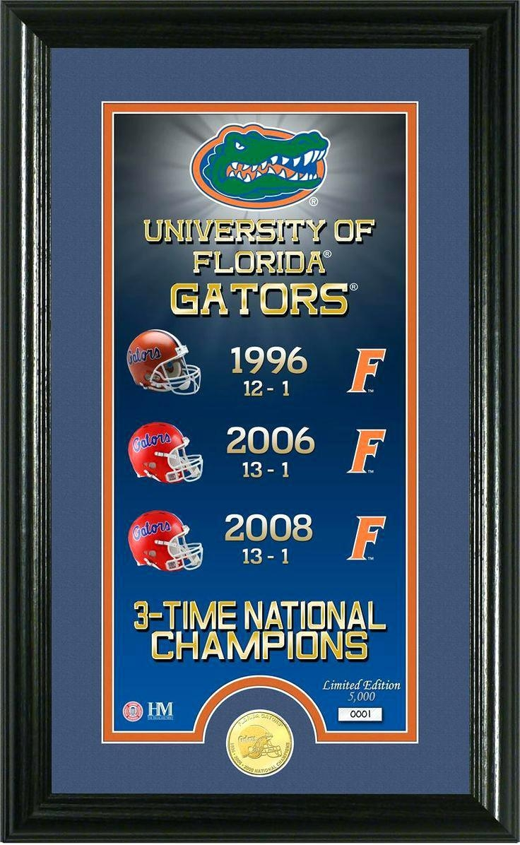 Wall Ideas: Florida Gator Wall Art. Florida Gator Wall Art (Image 17 of 20)