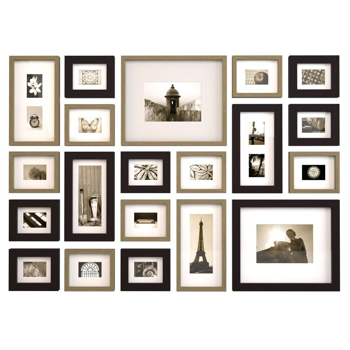 Wall Ideas: Frames Wall. Framed Wall Mirrors Target (View 16 of 20)