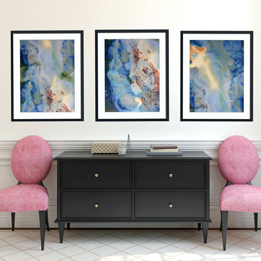 Wall Ideas: Framesd Wall Art (View 15 of 20)