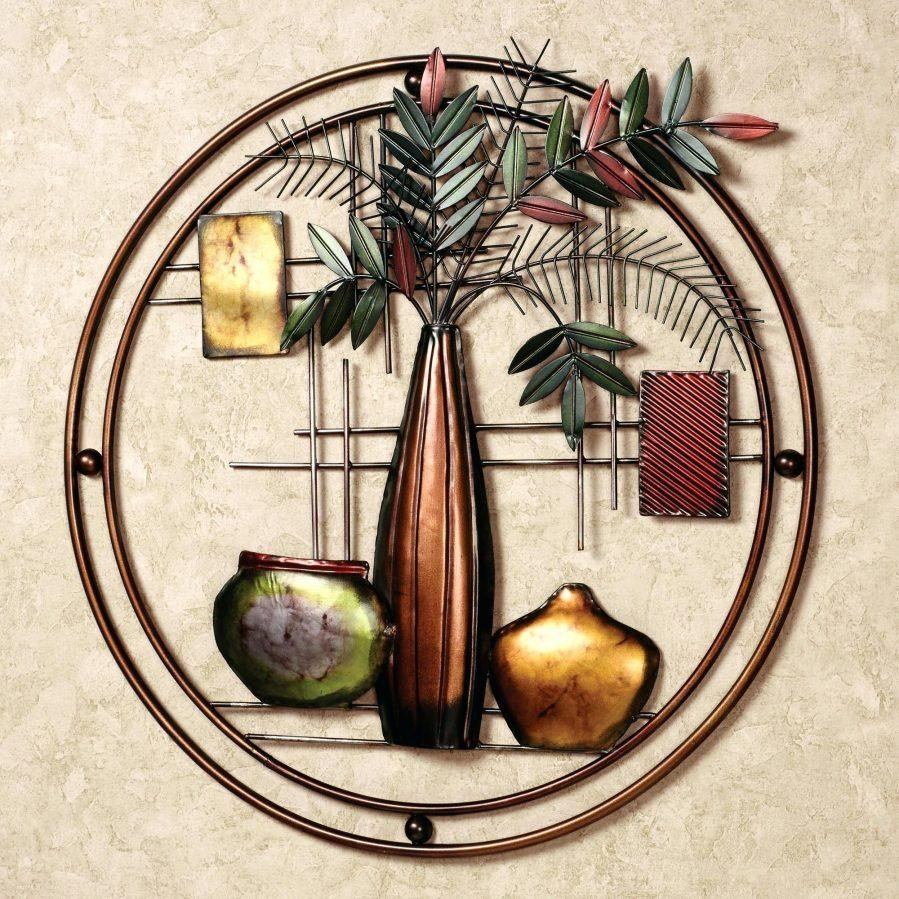 Wall Ideas : Gallery Photo Gallery Photo Gallery Photo Gallery With Regard To Large Round Metal Wall Art (Image 12 of 20)