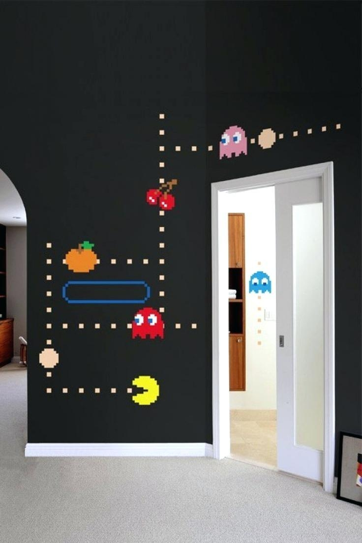 Wall Ideas : Game Room Wall Art Video Game Wall Art Canvas D229 Inside Wall Art For Game Room (Image 17 of 20)