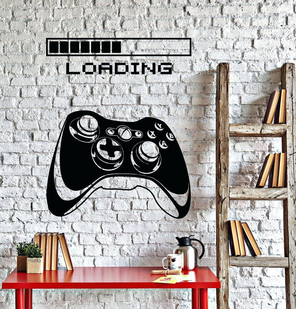 Wall Ideas : Game Room Wall Art Video Game Wall Art Canvas D229 With Regard To Wall Art For Game Room (View 15 of 20)