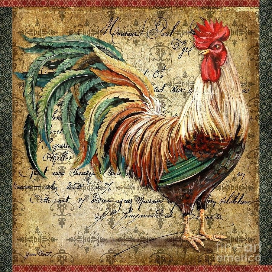 Wall Ideas : Gardman Rooster Wall Art Large Metal Rooster Wall Art Regarding Metal Rooster Wall Art (Image 15 of 20)