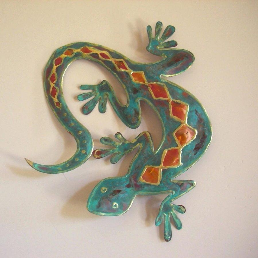Wall Ideas : Gecko Wall Art Uk Gecko Wall Art Sydney Lizard Wall Throughout Gecko Outdoor Wall Art (View 9 of 20)
