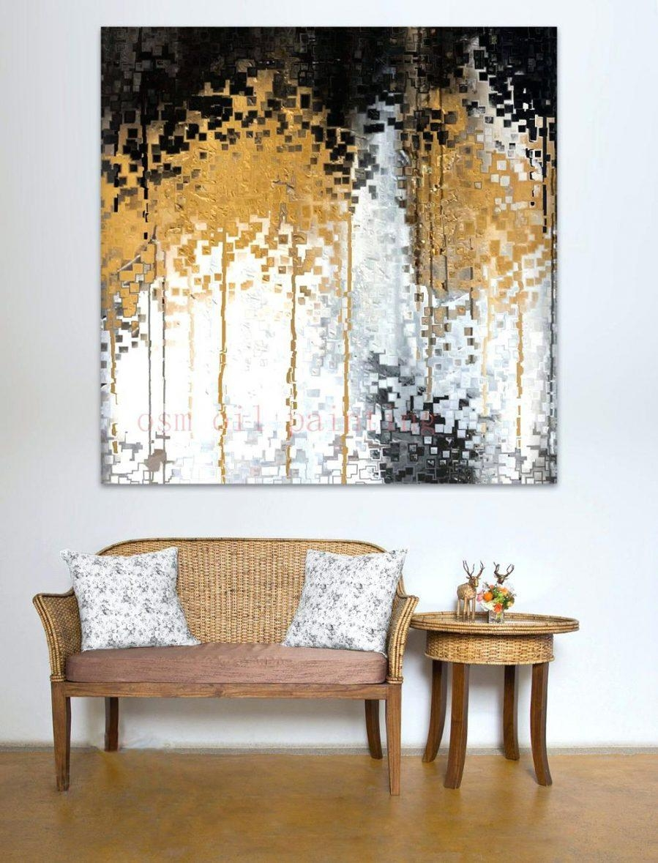 Wall Ideas: Gold Wall Art. Rose Gold Canvas Wall Art (View 19 of 20)