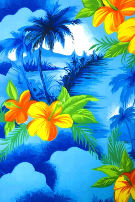 Wall Ideas: Hawaiian Wall Art. Hawaiian Metal Wall Art (View 20 of 20)