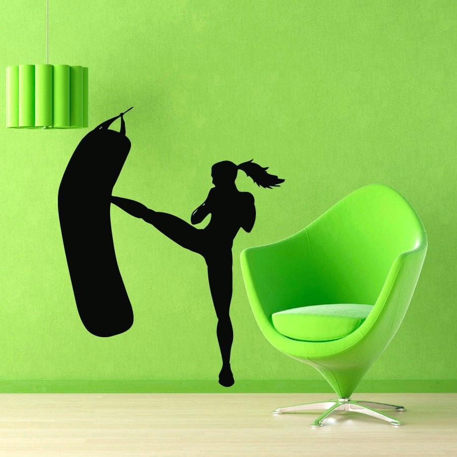 Wall Ideas : Home Gym Wall Stickers Home Gym Wall Decals Home Gym Inside Wall Art For Home Gym (View 14 of 20)