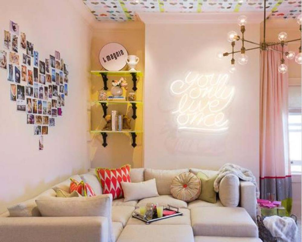 Wall Ideas: Ideas For Wall Art Images. Trendy Wall (Image 19 of 20)