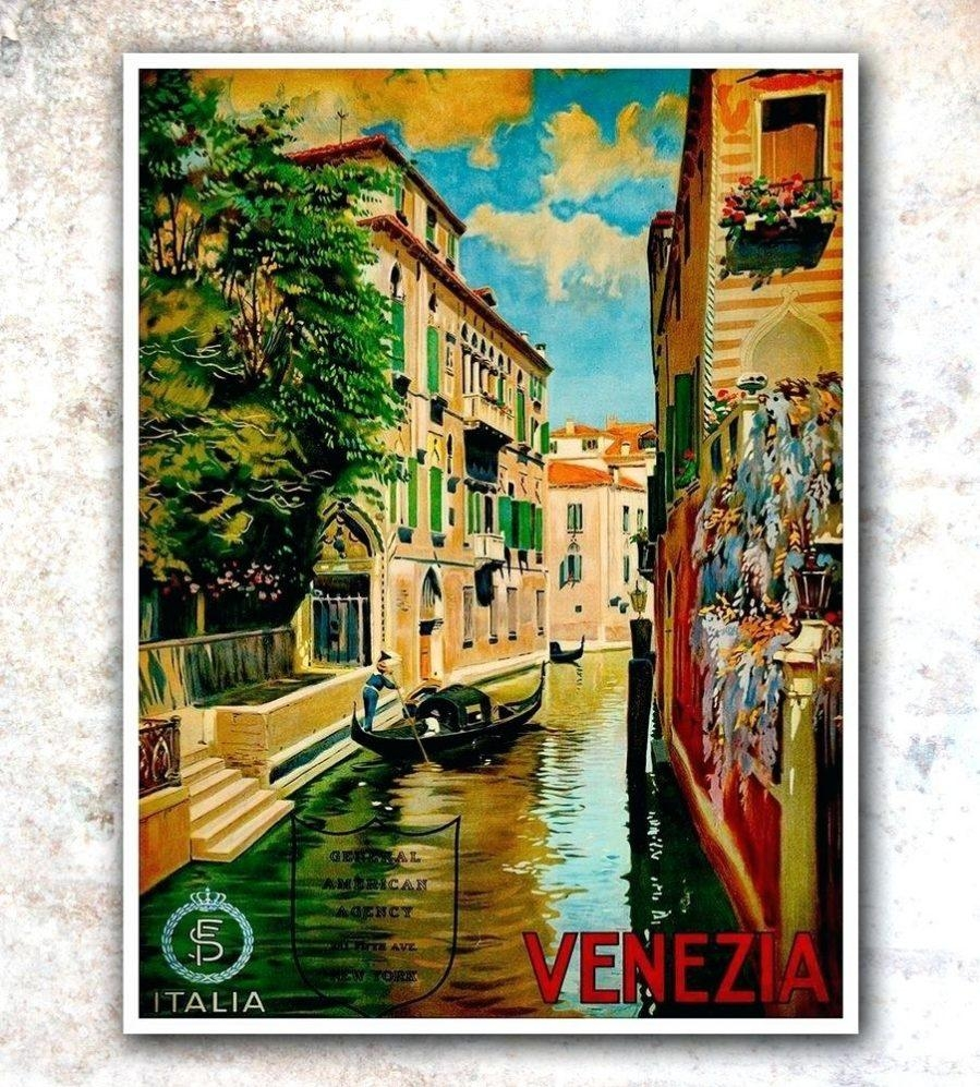 Wall Ideas : Italian Chef Kitchen Wall Decor Italian Wall Art Inside Italian Travel Wall Art (View 13 of 20)